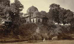 Tomb at [Burhanpur]